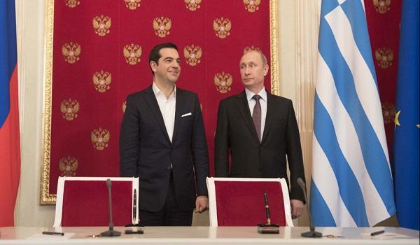 Συνάντηση Τσίπρα - Πούτιν: Η συμφωνία των Πρεσπών θέτει το πρόβλημα σε δίκαιη βάση