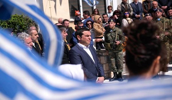 Τουρκικά μαχητικά ενόχλησαν το ελικόπτερο Τσίπρα – Αυστηρή απάντηση Τσίπρα