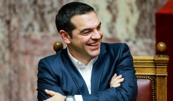 Ο Αλέξης Τσίπρας και η συμφωνία των 6
