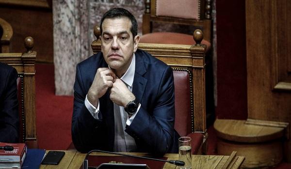 Τσίπρας: Προτείνουμε και πάλι τον Παυλόπουλο για Πρόεδρο της Δημοκρατίας