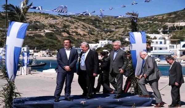 Πρόκληση: Τούρκοι παρενόχλησαν το ελικόπτερο του Τσίπρα - Καίτε τζάμπα κηροζίνη