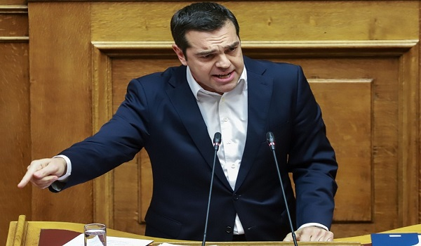 Τσίπρας προς ΝΔ: Σύντομα θα αναγκαστείτε να ψηφίσετε και τη μη περικοπή των συντάξεων