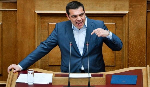 Τσίπρας: Για τον ΣΥΡΙΖΑ η Συνταγματική Αναθεώρηση είναι κορυφαία κοινοβουλευτική διαδικασία