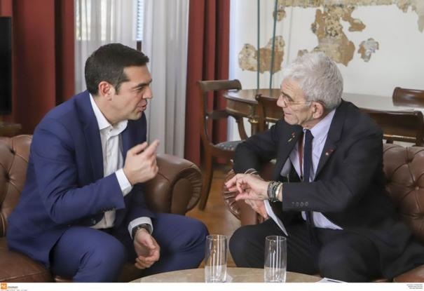 Με τον Γιάννη Μπουτάρη θα συναντηθεί ο πρωθυπουργός Αλέξης Τσίπρα