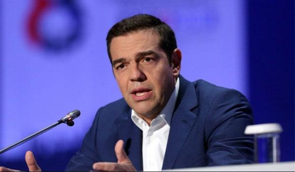 Στις 12.30 η συνέντευξη Τύπου του Αλέξη Τσίπρα στη ΔΕΘ