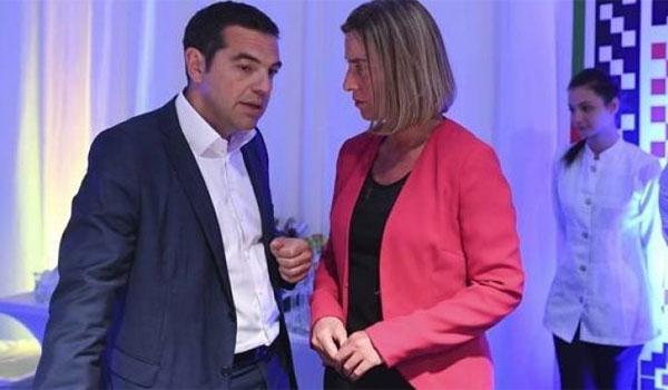 Παρέμβαση Τσίπρα στο δείπνο των ηγετών της ΕΕ για το Παλαιστινιακό