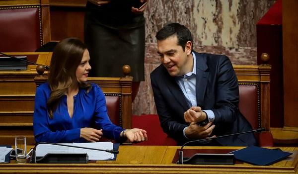 """Οι """"επίλεκτοι""""  της ηγετικής ομάδας του Αλέξη Τσίπρα"""