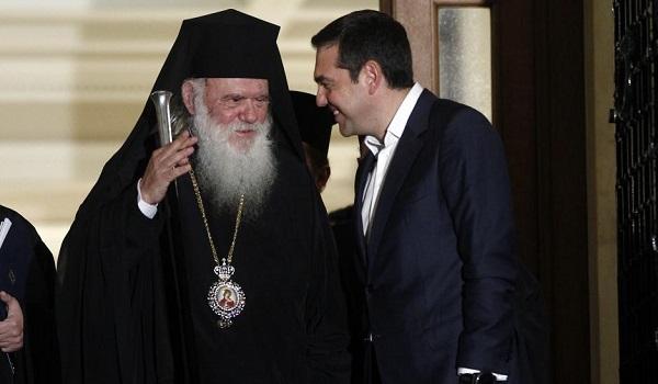 Το μυστικό δείπνο που έκλεισε τη συμφωνία Ιερώνυμου - Τσίπρα