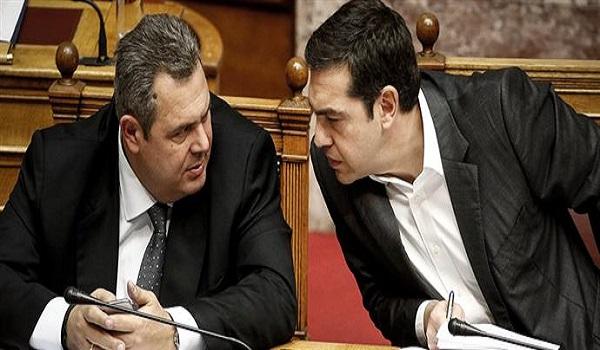 Πάνος Καμμένος: Να μην επιχειρήσει κοινοβουλευτικό πραξικόπημα ο Τσίπρας