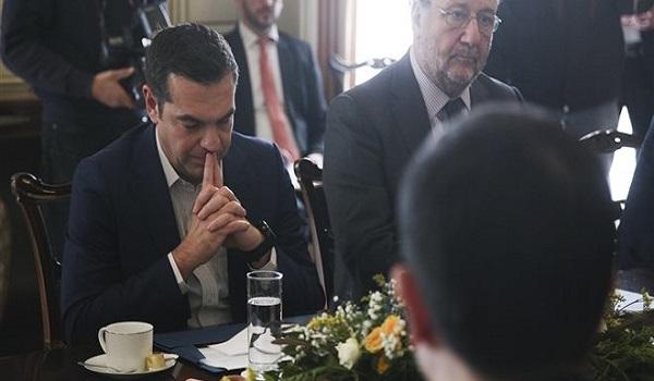 Κυβερνητική σύσκεψη στο Μαξίμου για το πολυνομοσχέδιο