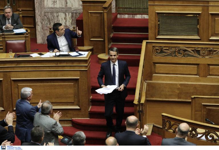 Ευρωεκλογές 2019, δημοσκοπήσεις: Κλείνει η ψαλίδα ΝΔ - ΣΥΡΙΖΑ