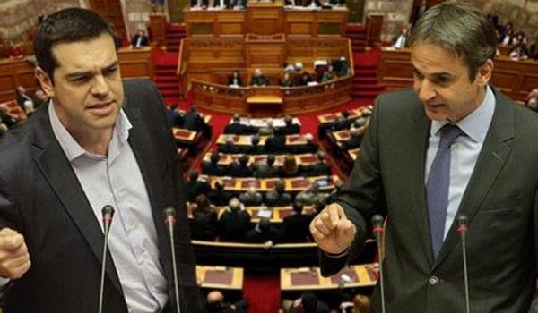 Live η συζήτηση στη Βουλή για τις προγραμματικές δηλώσεις της κυβέρνησης