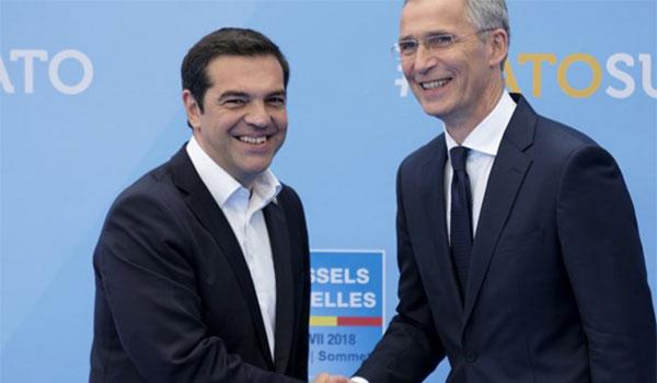 Τσίπρας: Πληγή για όλο το ΝΑΤΟ η παράνομη κράτηση των δύο Ελλήνων στρατιωτικών