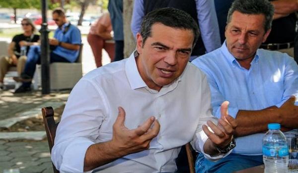 Το twitter τρολάρει  τον Τσίπρα για το Πολυτεχνείο