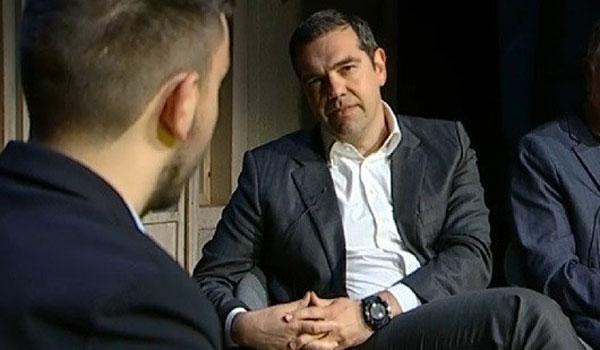 Τσίπρας: Δεν θα γίνουν εθνικές και ευρωεκλογές μαζί. Αν και με έχουν γαργαλήσει...