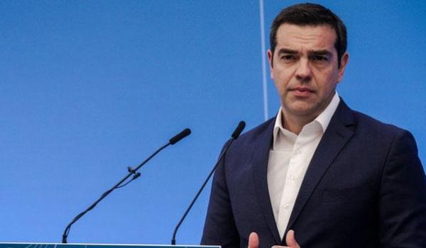Τσίπρας: Να επεκταθούν οι κυρώσεις στην Τουρκία για τις ενέργειές της νοτίως της Κρήτης