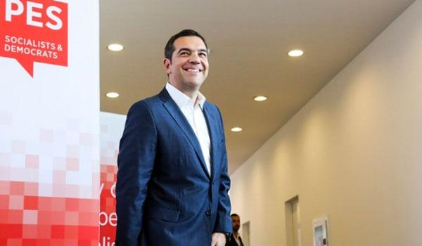 Τσίπρας: Αισιόδοξος για τις ευρωεκλογές, ανήσυχος για ενδεχόμενη άνοδο της ακροδεξιάς