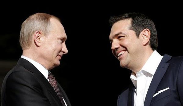 Συνάντηση Τσίπρα-Πούτιν  στο Κρεμλίνο. Στο επίκεντρο οι ρωσικές επενδύσεις