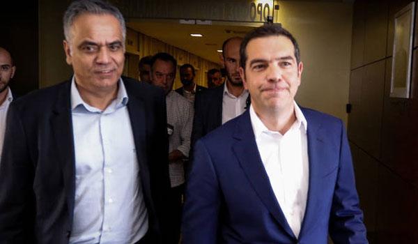 Ο Τσίπρας άνοιξε το δρόμο για ανασχηματισμό. Νέος γραμματέας του ΣΥΡΙΖΑ ο Σκουρλέτης