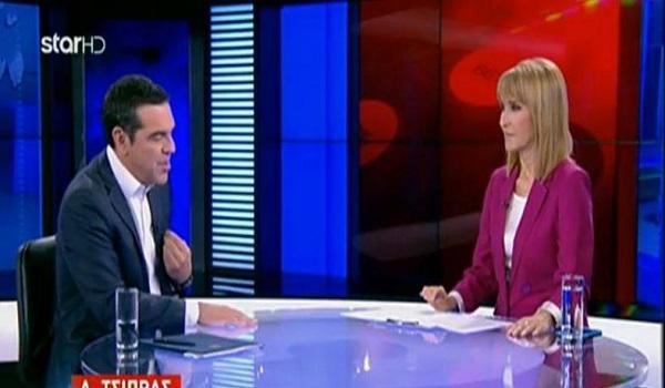 Τσίπρας: Το μόνο που δεν είπε ο Μητσοτάκης είναι ότι θα μας επισκεφθούν και εξωγήινοι αν δεν πάρει ισχυρή εντολή