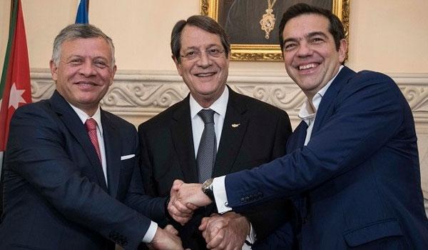 Στο Αμμάν ο Τσίπρας για την τριμερή Ελλάδος-Κύπρου-Ιορδανίας – Υπογράφει δύο μνημόνια συνεργασίας