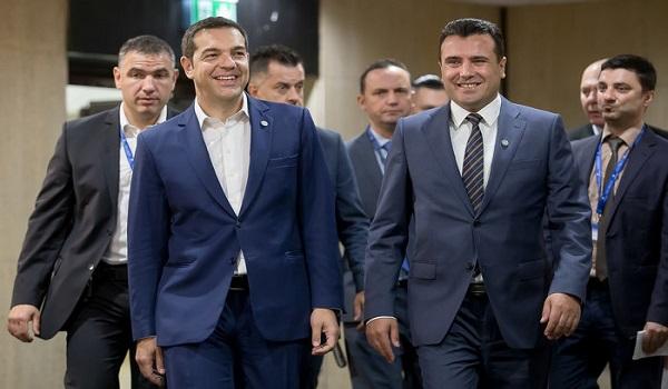 Ζάεφ: Έχουμε συμφωνήσει σε λύση - Τσίπρας: Πρόοδος αλλά όχι συμφωνία