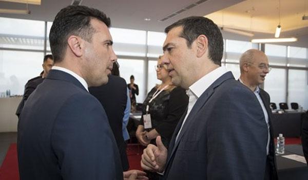 Τσίπρας ενόψει συνάντησης με Ζάεφ: Έχω μεγάλες προσδοκίες