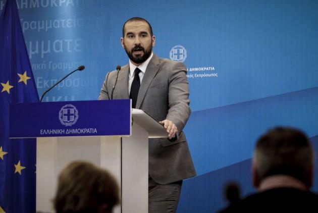 Για καταρχήν συμφωνία στο Eurogroup έκανε λόγο ο Τζανακόπουλος