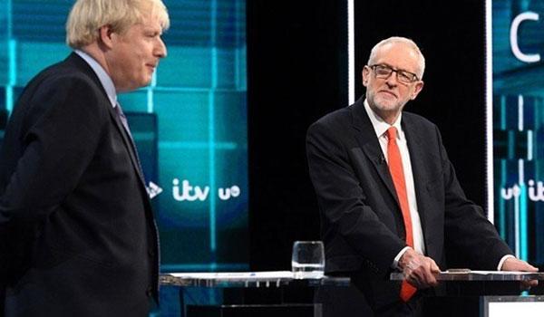 Βρετανία- δημοσκόπηση: Στις 14 μονάδες η διαφορά Τζόνσον - Κόρμπιν