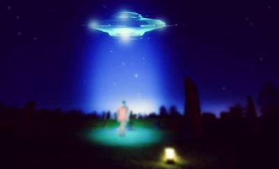 Το μυστήριο των ιπτάμενων δίσκων με τις ολόφωτες θύρες