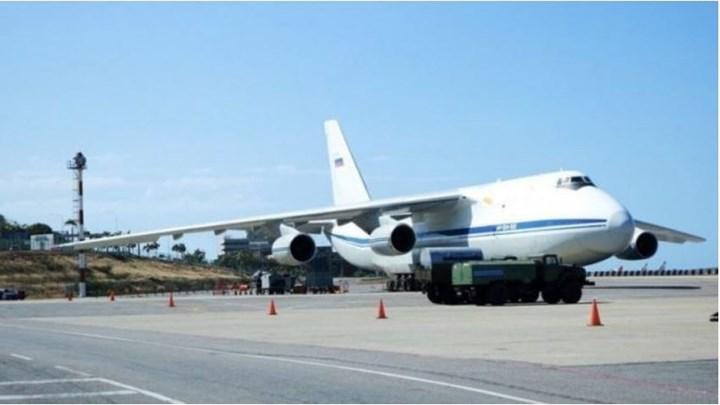 Βενεζουέλα: Ρωσικά αεροσκάφη μετέφεραν στρατεύματα στο Καράκας