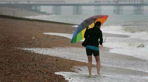Καταιγίδες και συννεφιά το Σάββατο – Πού θα βρέξει