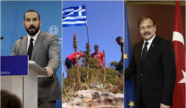 Προκαλεί η Άγκυρα:Την Ελλάδα δεν πρέπει να την παίρνει κανείς στα σοβαρά