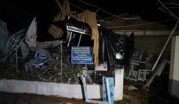Χαλκιδική: 6 νεκροί, ένας αγνοούμνεος, δεκάδες τραυματίες, καταστροφές από την πρωτοφανή κακοκαιρία