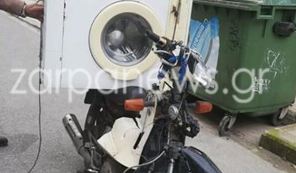 Χανιά: Ο οδηγός τους κούφανε μέρα μεσημέρι