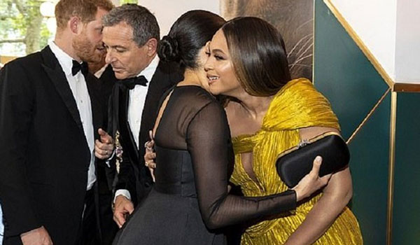 Megxit: Ο Χάρι πιέζει το αφεντικό της Ντίσνεϊ να προσλάβει τη Μέγκαν