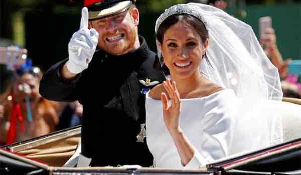 Πως τραβήχτηκε η πιο viral φωτογραφία του βασιλικού γάμου