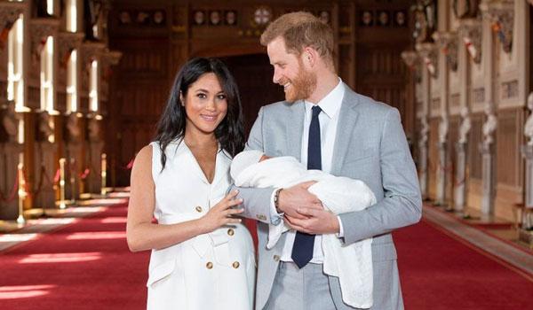 Μέγκαν και Χάρι: Αυτό είναι το όνομα του βασιλικού βρέφους
