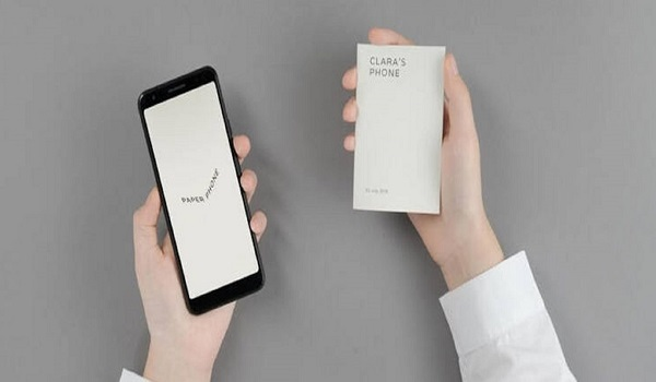 Έρχεται το χάρτινο τηλέφωνο της Google