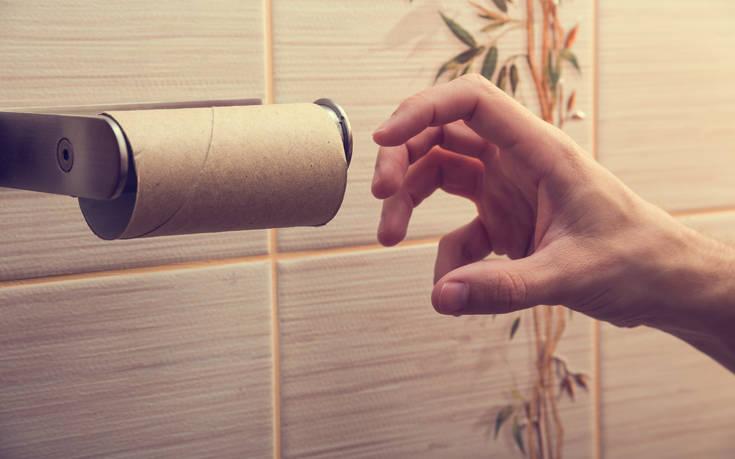 Κλέβουν τα χαρτιά τουαλέτας στην ΕΡΤ. Η ανάρτηση δημοσιογράφου