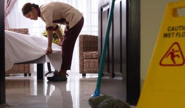 Πού κρύβονται τα περισσότερα μικρόβια σε ξενοδοχεία και ενοικιαζόμενα δωμάτια!