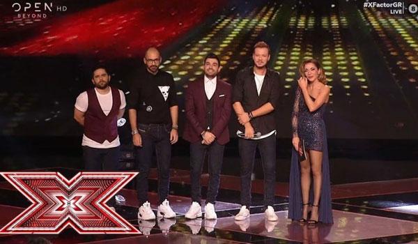 Ημιτελικός X Factor: Αυτοί αποχώρησαν λίγο πριν το μεγάλο φινάλε