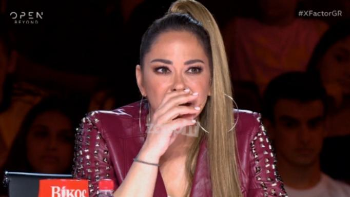 "X Factor: ""Λύγισαν"" Ασλανίδου – Θεοφάνους με το τραγούδι του Μητροπάνου"