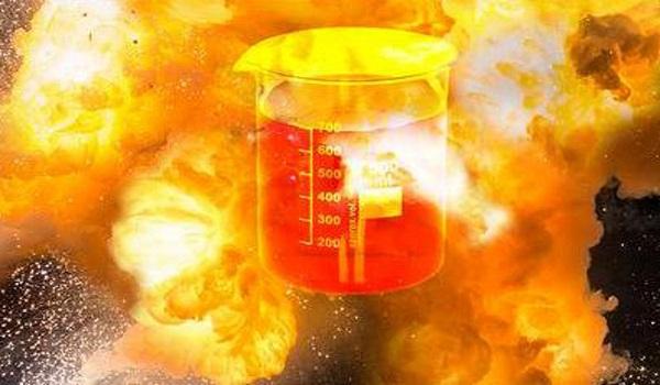 Αυτή είναι η χημική ουσία που μπορεί να εκραγεί ακόμη και... κοιτώντας την