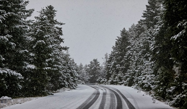 Αρναούτογλου: Τσουχτερό κρύο και χιόνια 12 - 16 Δεκεμβρίου
