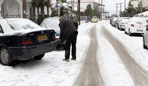 Κλειστά σχολεία στη Φλώρινα λόγω της έντονης χιονόπτωσης