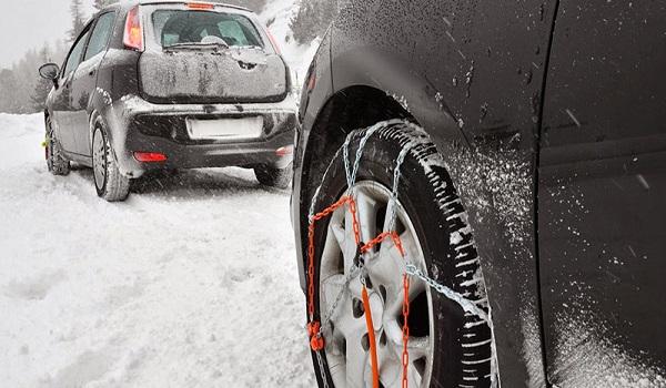 Κακοκαιρία: Κλειστοί δρόμοι λόγω χιονόπτωσης και παγετού