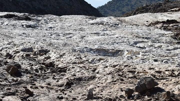 Απίστευτο: Αύγουστος μήνας και στην Κρήτη τα χιόνια δεν έχουν λιώσει