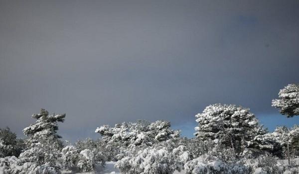 Χιονοκαταιγίδα: Το σπάνιο φαινόμενο που χτύπησε το Ηράκλειο