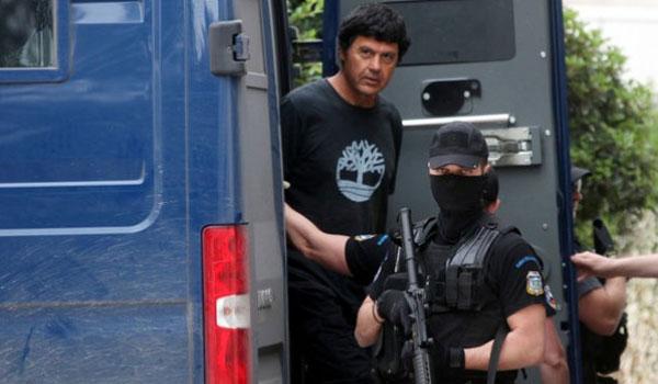 DNA συλληφθέντος για διαρρήξεις σε κρησφύγετο του Χριστόδουλου Ξηρού